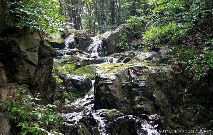 寻找自然风景,本溪汤沟绿石谷之夏韵