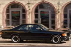 《经典车》梅赛德斯-奔驰 500 SEC-AMG