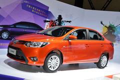 一汽丰田全新威驰预售价公布 6.99万起