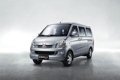 五菱荣光S 11月上市 装载容积超过4500L