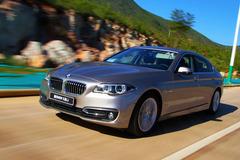 试驾新款BMW 5系Li 把握时代进步的节奏