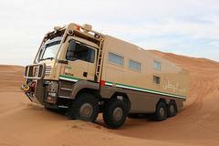 《房·车生活》价值千万的强悍沙漠之舟