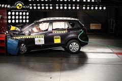 ENCAP新碰撞结果 两款将入华SUV获五星