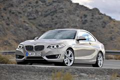 宝马2系Coupe版将于明年上市 动力丰富