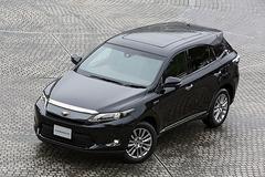 解析丰田全新SUV 雷克萨斯下一代RX原型