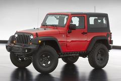 Jeep为新牧马人减重 为符合燃油经济性