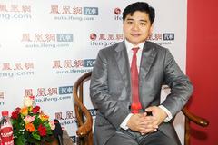 雷诺大中华区执行总裁陈国章车展专访