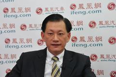 刘宗信:2015年长安福特产能达120万辆