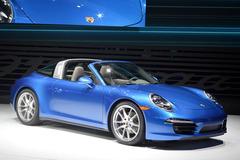 [凤凰图解]新911 Targa 实用拉风跑车