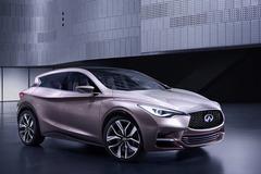 英菲尼迪四年内新车计划 Q30明年量产