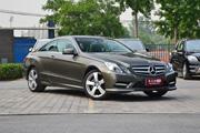 新款E级Coupe售52.8万起