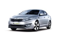 索纳塔和K5混合动力车 年内进入中国