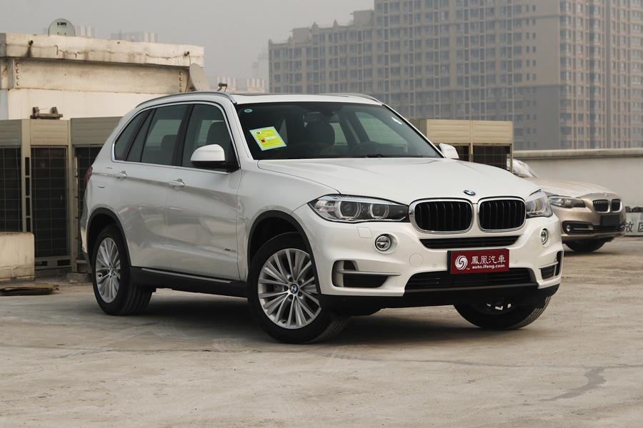 全新BMW X5售87.7万起