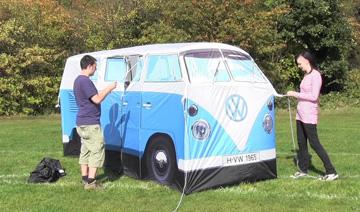 清明假期去旅行 盘点各式各样的实用帐篷