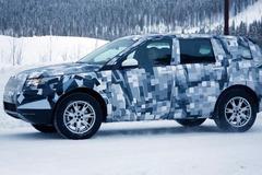 路虎将推全新小型发现SUV 替代神行者