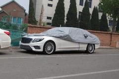 2014北京车展探馆:4.3S破百奔驰S65 AMG