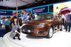 2014北京车展新车静态评价:福特福睿斯