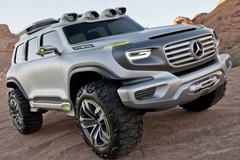 奔驰将推出新款G级SUV 有望2017年发售