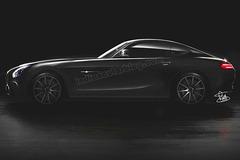 全新奔驰GT官图曝光 将在九月正式发布