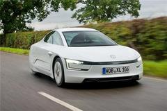 大众XL1车型在英交付 104.4万元起售