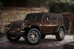 新Jeep牧马人2017年发布 新平台打造