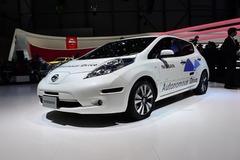 日产、三菱联合开发电动车 后年发布