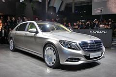 迈巴赫S级海外售价公布 合103.3万起