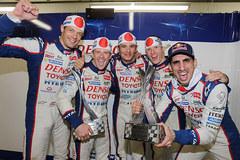 一周赛事回顾:丰田WEC加冕年度冠军