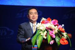 张宝林调任中国长安总裁 朱华荣接任