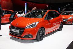 2015日内瓦车展大数据:发动机排量篇