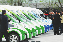 交通部:鼓励社会资本进入新能源车产业