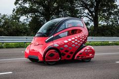 通用启动车辆共享项目 EN-V 2.0试运行