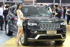 Jeep大切诺基增豪华导航版 10月8日上市