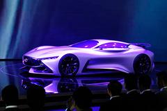成都车展:英菲尼迪概念车/QX70绝影版