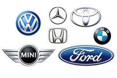 2015汽车品牌价值榜:丰田夺魁大众成输家