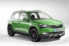 斯柯达将推全新小型SUV 定位低于Yeti
