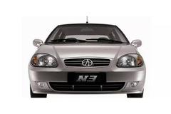 夏利N3停产 一代入门家轿退出历史舞台