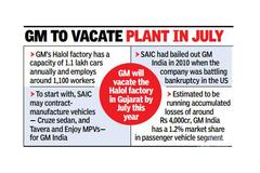 上汽将收购通用印度工厂 投产五菱宏光