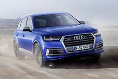 奥迪发布SQ7 TDI 成动力最强柴油SUV