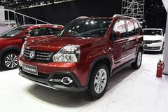 2016北京车展:新款风度MX6正式上市