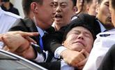 北京:皮耶罗中国行一幕