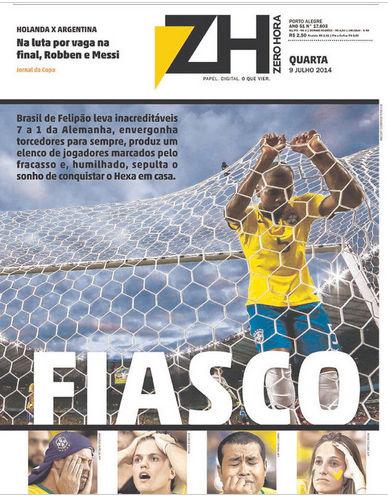 《巴西零点报》。