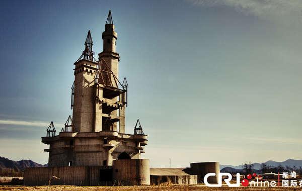 北京亚洲最大游乐园拆除14年后被称鬼城