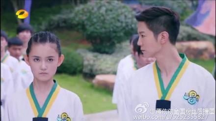 《旋风少女》蒋依依曾告白王俊凯