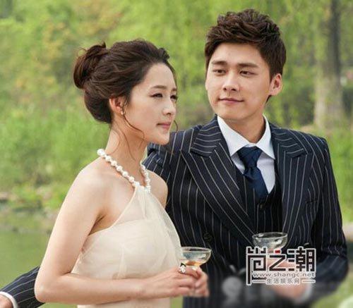 李易峰的现任女友唐嫣婚纱照图片_李易峰的现任女友 ...