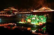 济南趵突泉灯会