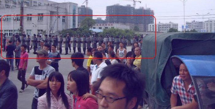 浙江瑞安发生人员冲击政府办公楼事件