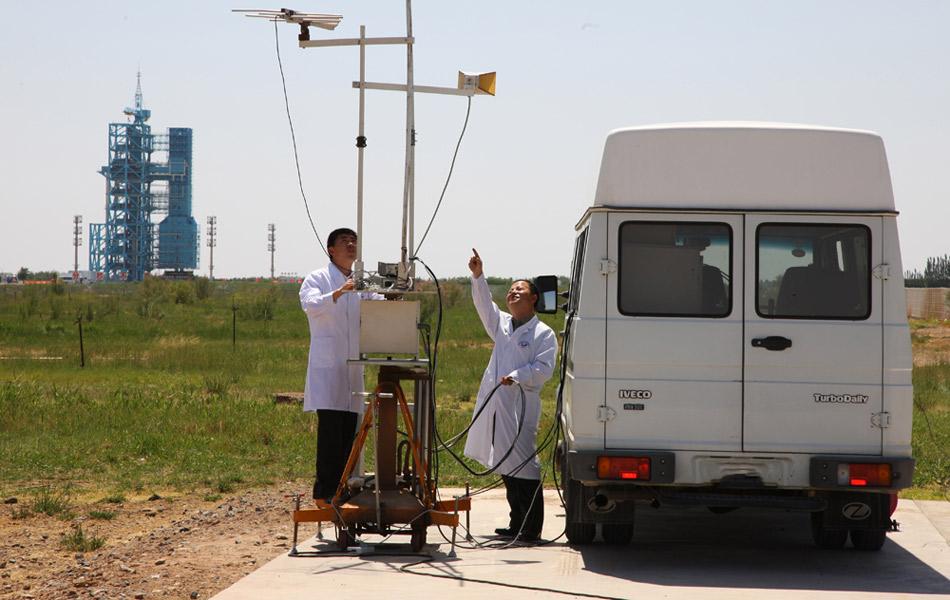 【转载】组照:酒泉卫星发射中心 - 秋燕呢喃 - 秋燕呢喃