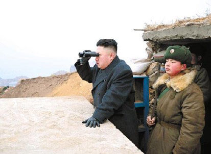 吕宁思:朝鲜对美韩放狠话 国际社会未当真