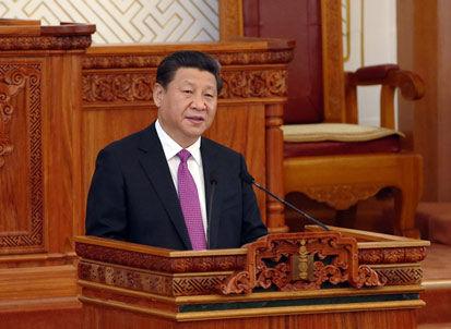 杜平:蒙古对华态度抵触 习近平演讲解心结